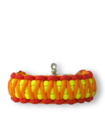Bracelet en paracorde Sunset avec boucle ajustable