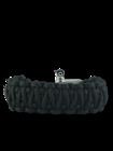 Bransoletka Paracord z regulowanym zapięciem King Cobra