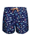 Men's Swim Shorts Sea Life