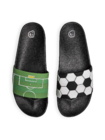 Sandales rigolotes Football