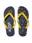 Lustige Flip-Flops - Surfen