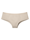Beige Women's Hipster Briefs