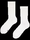 White Bamboo Socks