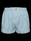 Kristallblaue Shorts für Männer