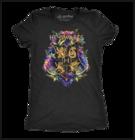 Dámske tričko Harry Potter™ Erb Rokfortu