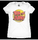 T-shirt femme Tom & Jerry Logo