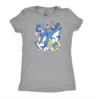 Dames-T-shirt Tom and Jerry™ - Too Cute