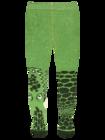 Veselé detské pančušky Krokodíl