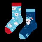 Kids' Socks Clean Teeth