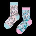 Kids' Socks Rainbow Unicorn