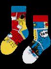 Kids' Socks Colourful Comics