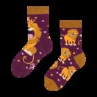 Kids' Socks King of the Jungle