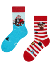 Kids' Socks Pirate