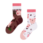 Kids' Socks Happy Pigs