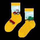 Veselé dětské ponožky Traktor