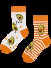 Kids' Socks Funny Avocado