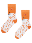 Kids' Warm Socks Fluffy Fox