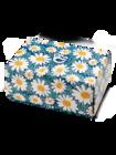 Klasyczne pudełko na prezent Kwitnące stokrotki