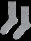 Grey Bamboo Socks