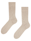 Nude Bamboo Socks