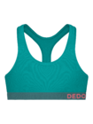 Turquoise dames bralette