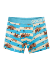 Boys' Boxers Dogs & Stripes