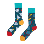 Vrolijke sokken Badminton