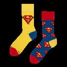 Superman ™ Regular Socks Logo