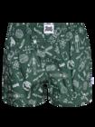 Lustige Shorts für Männer Physik gegen Chemie