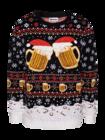 Veseli božićni džemper Točeno pivo