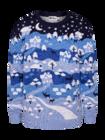 Maglione di Natale Buonumore Magia dell'Inverno