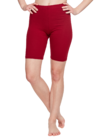 Burgundy Cycling Shorts