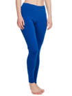 Leggings in cotone Blu scuro