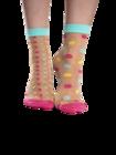 Nylon Socks Dot World