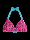 Triangle Bikini Top Aztec Ornament