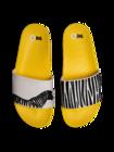 Lustige Pantoletten Zebra