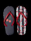 Vidám flip-flop Cseresznye