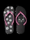 Vrolijke flip-flops Kitty