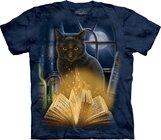 Tričko Kočka čarodějnice