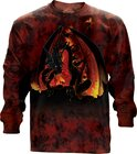 Fireball Long Sleeve T Shirt