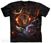 Tričko Vesmírní vlci
