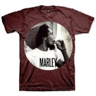 Majica Bob Marley Smokin Circle