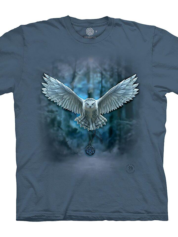 Zľava T-shirtMagie du hibou