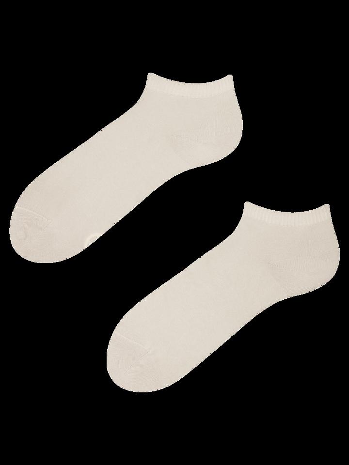 Pre dokonalý a originálny outfit Nude Bamboo Ankle Socks