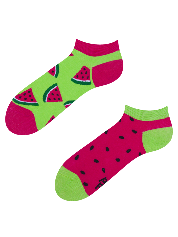 Sale Ankle Socks Watermelon
