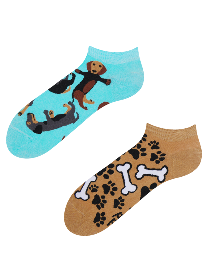 Gift idea Ankle Socks Dachshund