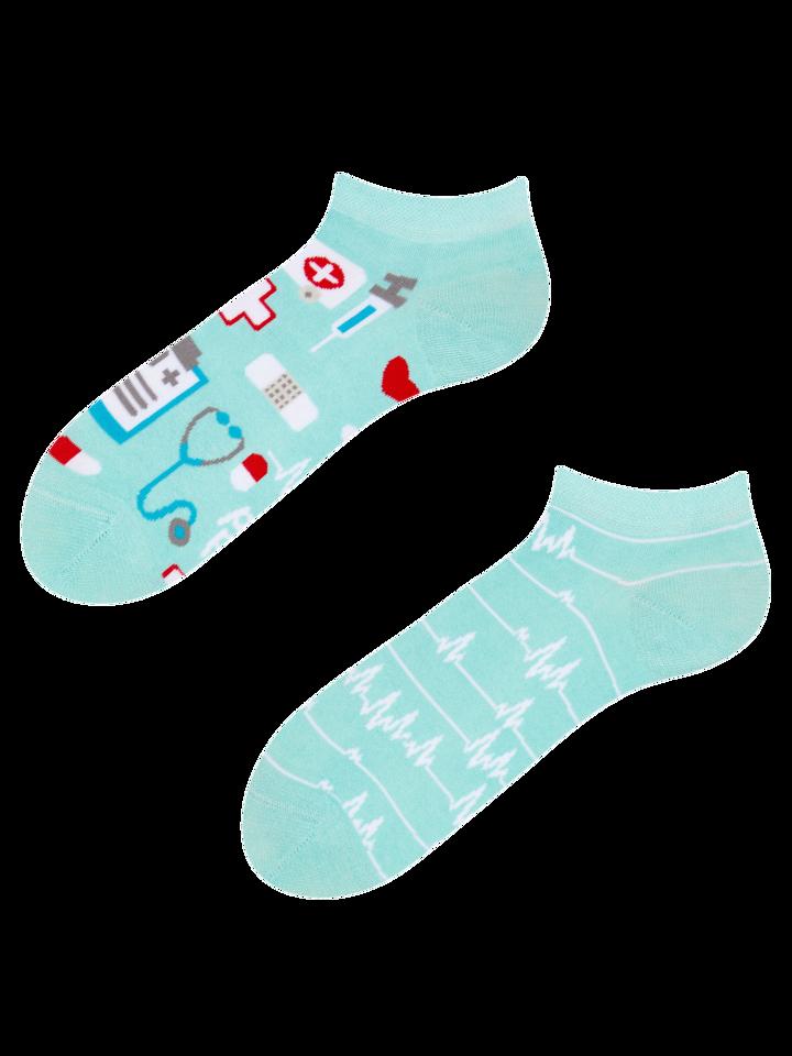 Lifestyle photo Ankle Socks Medicine