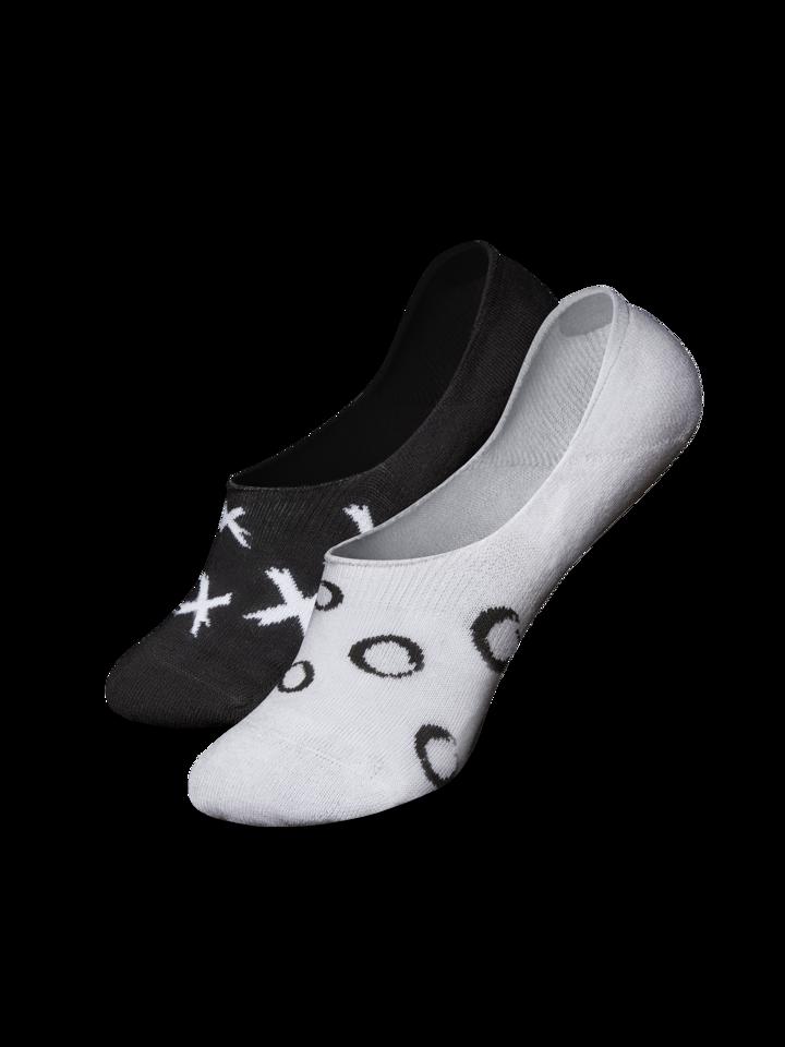 Gift idea No Show Socks Tic-tac-toe