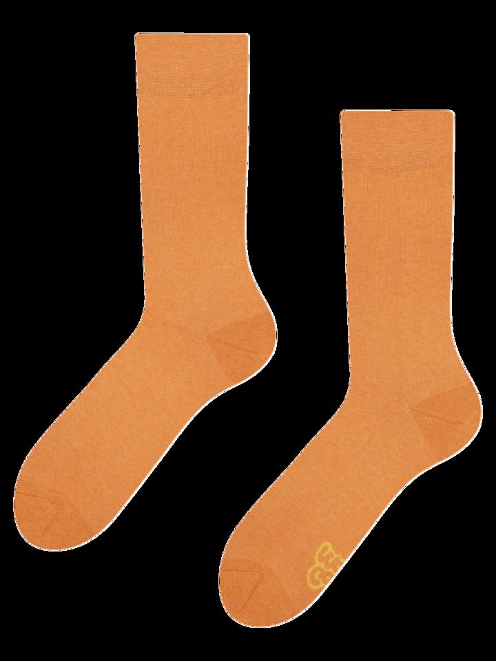 Potěšte se tímto kouskem Dedoles Ponožky z recyklované bavlny Jantar