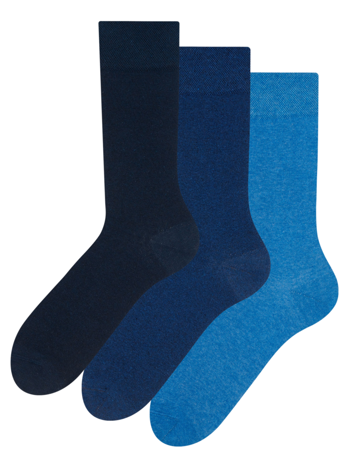 Sale Recycled Cotton Socks 3-pack Idealist